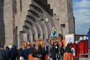 <p>Armenian Centennial April 24, 2015 and canonization of the Armenian martyrs in the ancient city of Etzmiadzin</p>