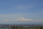 <p>Mount Ararat, where's Noah Ark laid (Genesis 8:4)</p>