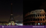 <p>Rome and Paris -in honor of the Armenian Genocide</p>