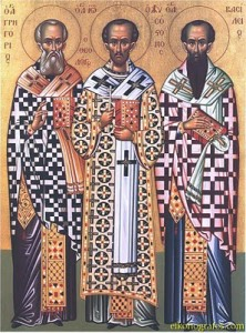 Holy Three Hierarchs