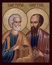 St Peter, St Paul